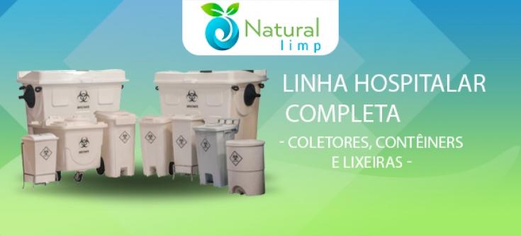 Natural Limp - Lixo hospitalar onde e como descartar?