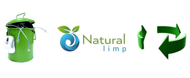 Natural Limp - Quais são os materiais recicláveis e não-recicláveis?