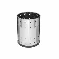 Natural Limp - Cesto telado em aço inox - 13 litros