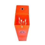 Natural Limp - Coletor para lâmpadas fluorescentes - 30 lâmpadas