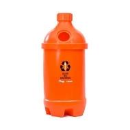 Natural Limp - Coletor para Óleo de Cozinha modelo Garrafa - 200 litros