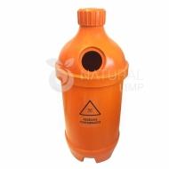 Natural Limp - Coletor para Pilhas e Baterias modelo Garrafa - 200 litros