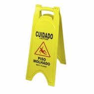 Natural Limp - Placa sinalizadora piso molhado